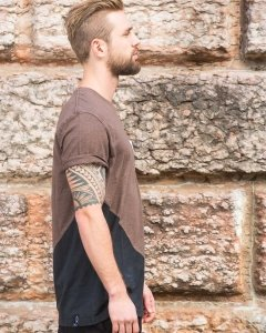 The URA Collective Triangle Pocket T-Shirt Shirt